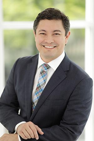 Dr Brendan Louie